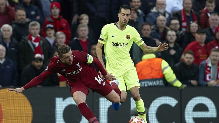 """Sergio Busquets Hasn't Made a Single Tweet Since Posting """"We're Ready"""" Before Barcelona's Anfield Collapse"""