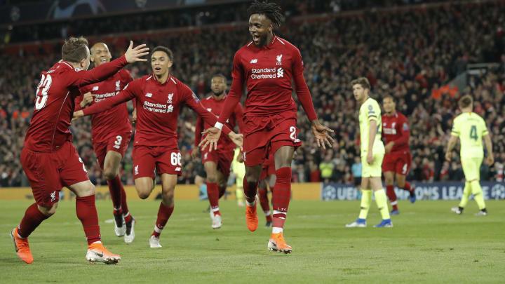 Liverpool holte 2019 ein 0:3 auf - und wie!