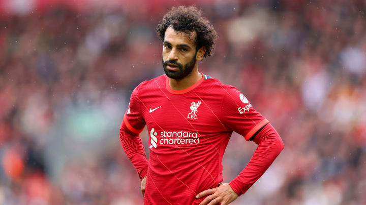 Liverpool star Mohamed Salah is one of the player affected