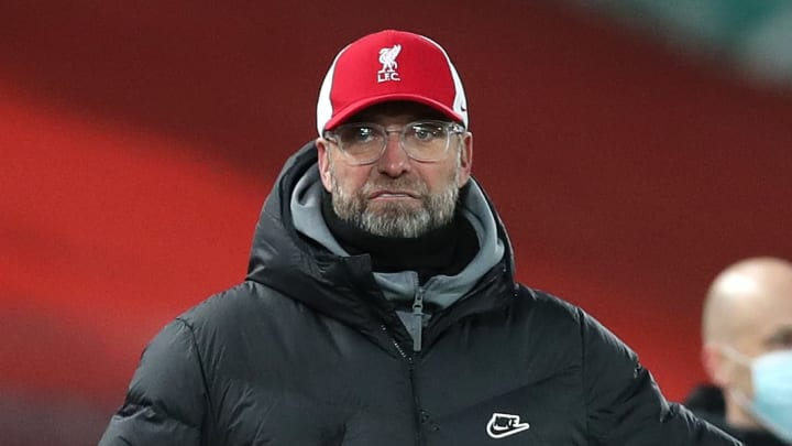 Jurgen Klopp criticises Liverpool's decision making in Burnley defeat