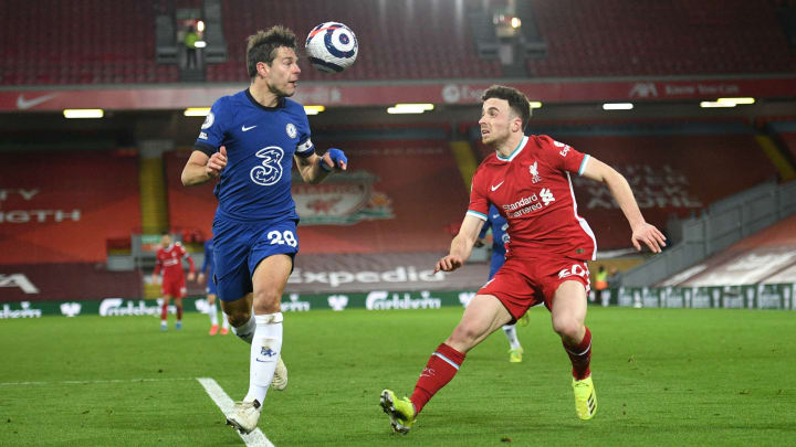 The two square off at Anfield on Saturday