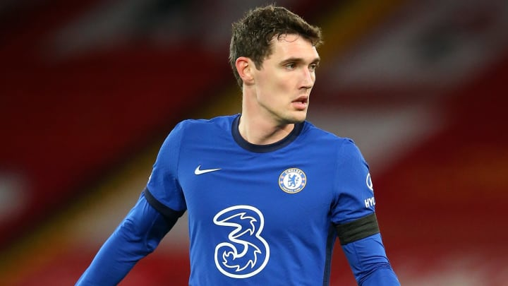 Andreas Christensen has been excellent for Chelsea