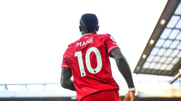 Sadio Mané lors de la rencontre entre Liverpool et Chelsea
