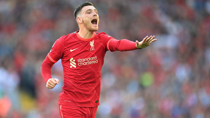 Andy Robertson is not worried about Ronaldo