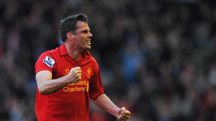 Jamie Carragher est resté fidèle aux Reds de Liverpool durant toute sa carrière. Un véritable soldat, fait d'armes rarissime dans le foot moderne.