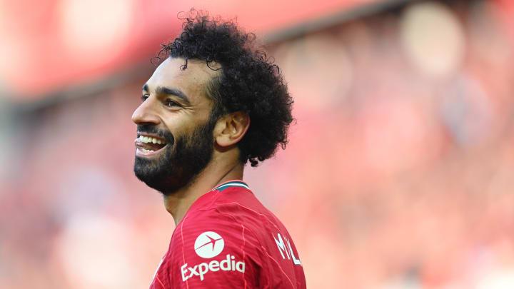 Durchbrach am Sonntag die 100 Tore-Mauer in der Premier League: Mo Salah vom FC Liverpool