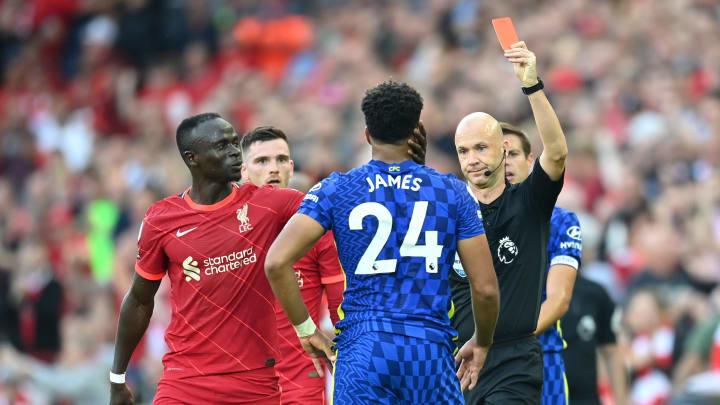 รีซ เจมส์ ถูกตะเพิด ลิเวอร์พูล กิน เชลซี 10 คนไม่ลงเจ๊า 1-1  พรีเมียร์ลีกคืนวันเสาร์ - Match Report