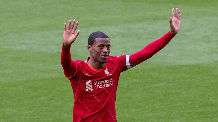 Wijnaldum now looks set to join PSG