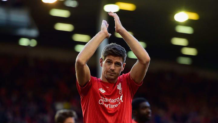 Aujourd'hui, Gerrard a un objectif ultime : devenir coach des Reds de Liverpool