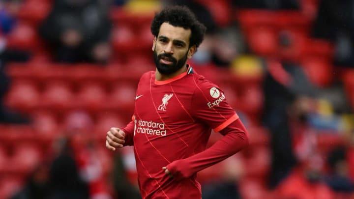Mohamed Salah Liverpool Egito Copa do Mundo