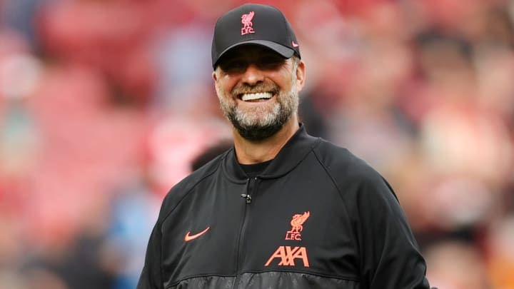 Klopp was full of prayers for his players