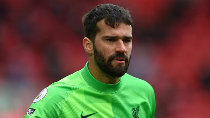 Alisson has signed a new deal