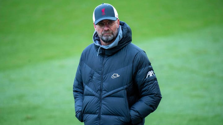Klopp watched his side lose to Hertha in pre-season