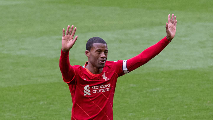 Wijnaldum has spoken out against the fans who abused him online