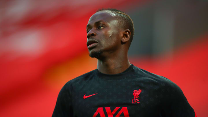 Sadio Mane has been struggling in front of goal