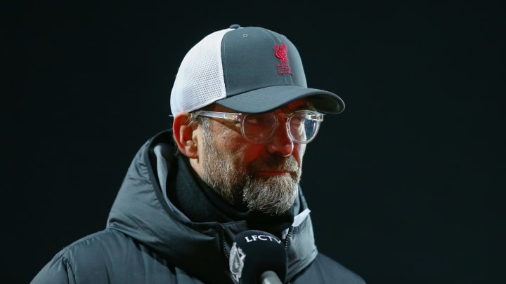Klopp has spoken to reporters about Liverpool's injury situation