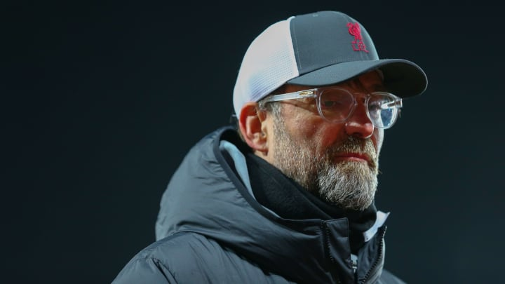 Klopp was frustrated by his side's performance