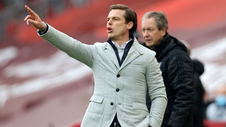 Scott Parker wore a bulletproof vest for Fulham's win at Liverpool
