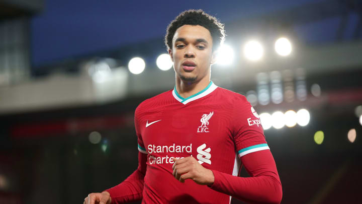 Alexander-Arnold has struggled for form this season