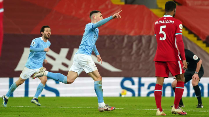 Liverpool 1-4 Manchester City: Players Ratings as Alisson howlers gift City three points