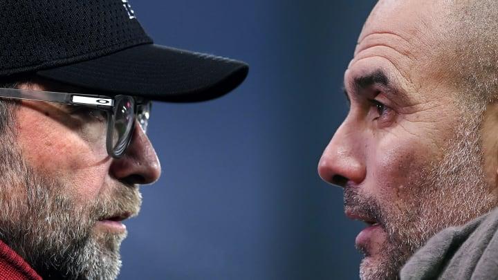 Dos de los mejores técnicos de la actualidad.