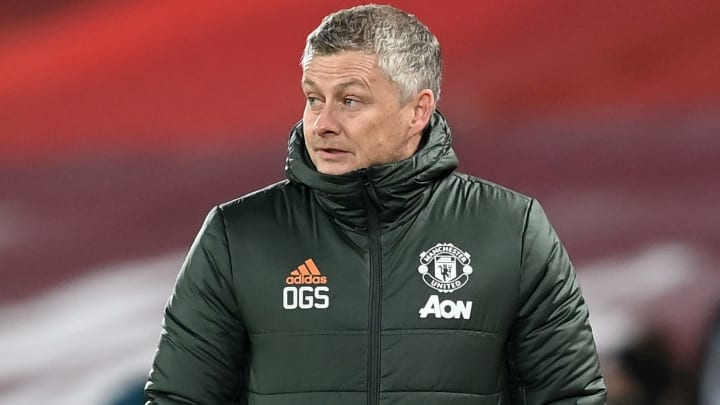 Ole Gunnar Solskjaer was left disappointed
