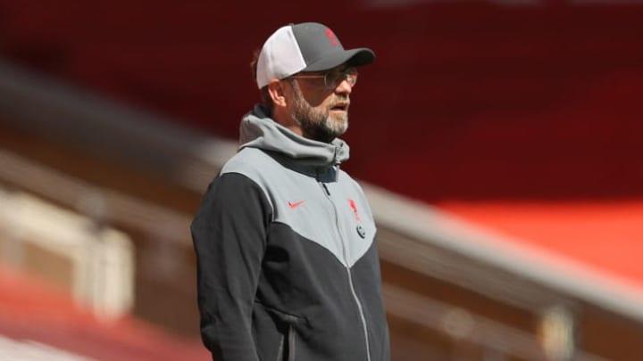 Jurgen Klopp's forwards let him down again