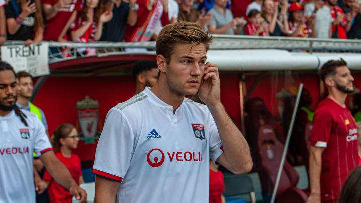 Joachim Andersen ne serait pas contre un départ au Torino
