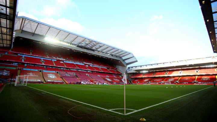 Anfield is home to the current Premier League champions