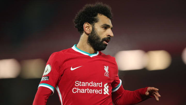 Salah opened up on his Liverpool future
