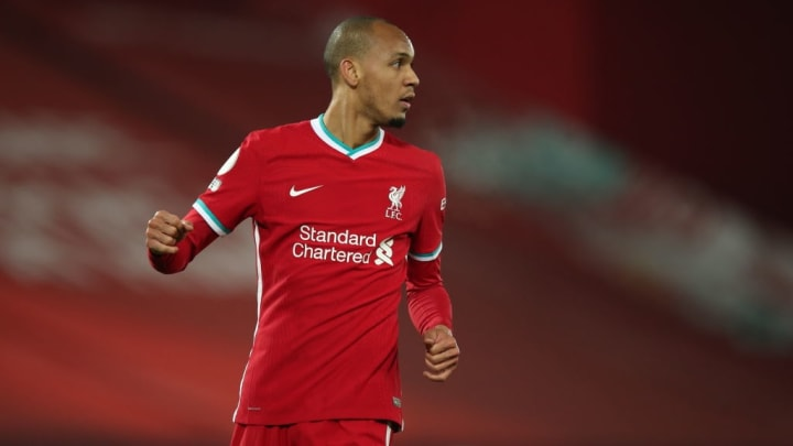 Fabinho has become a key figure in a new role for Liverpool