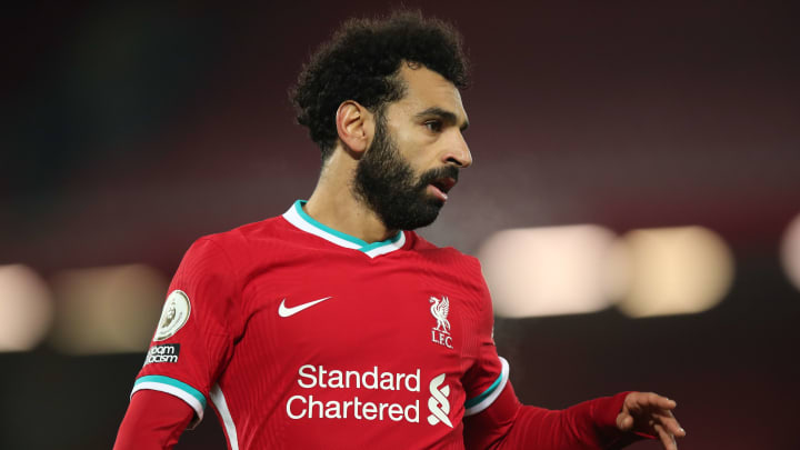 Mohamed Salah has been asked about his Liverpool future