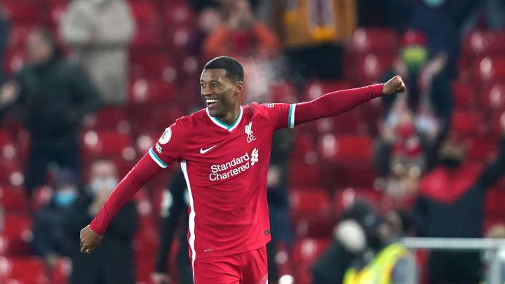 Georginio Wijnaldum has earned Liverpool's loyalty