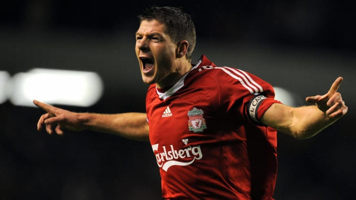 Steven Gerrard Chelsea Liverpool Premier League