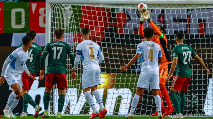 Lokomotiv Moscow v Marseille - UEFA Europa League
