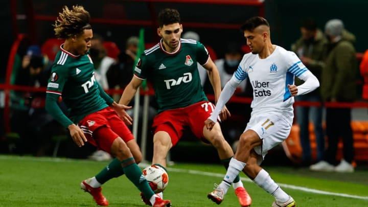Lokomotiv Moscow v Marseille-UEFA Europa League