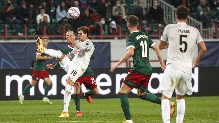 Der FC Bayern gewinnt knapp gegen Lok Moskau