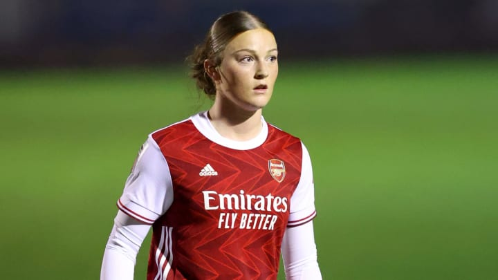 Man City have given Ruby Mace a long-term three-year contract