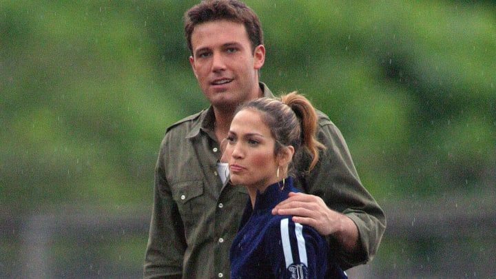 Jennifer López y Ben Affleck forman la pareja del momento en Hollywood