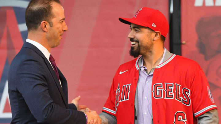 Anthony Rendon, Billy Eppler