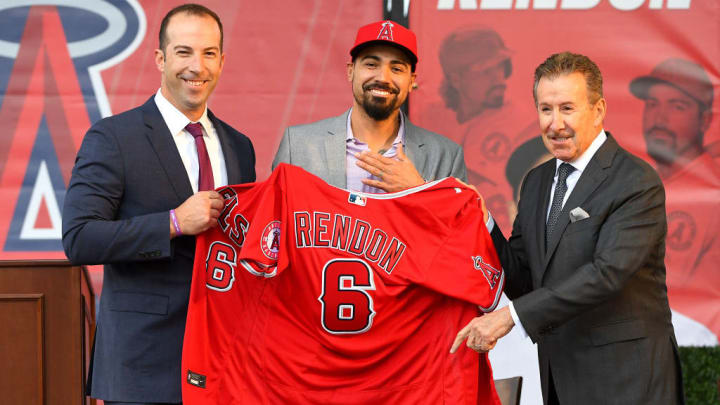 Anthony Rendon, Arte Moreno, Billy Eppler