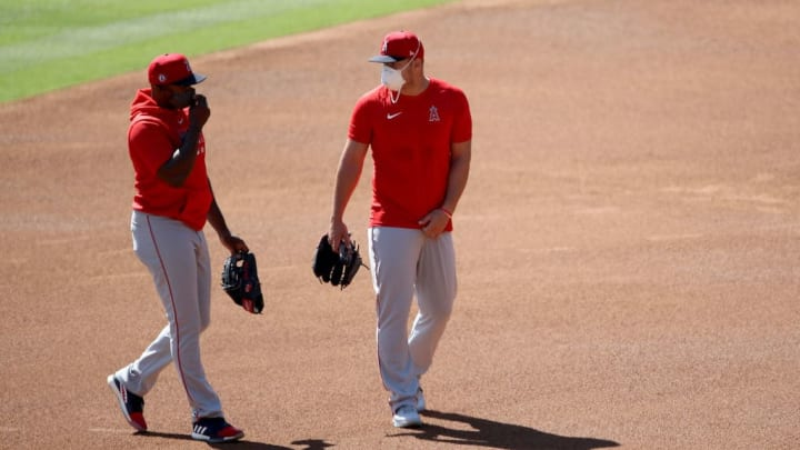 Los Angeles Angels Summer Workouts