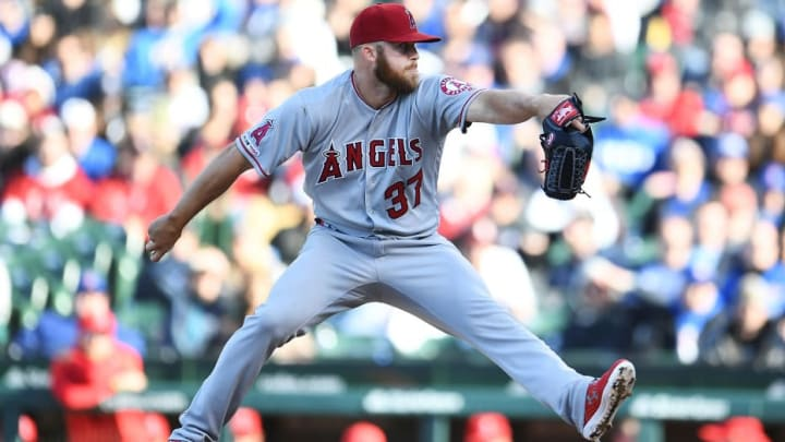 Texas Rangers right-hander Cody Allen