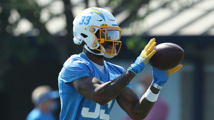 Derwin James, Los Angeles Chargers Training Camp