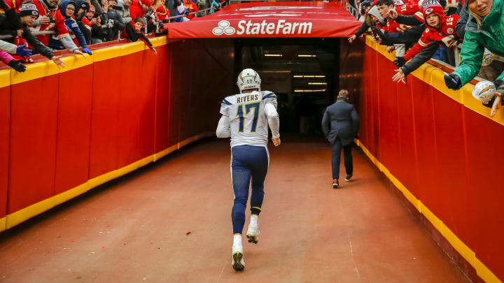 Longtime Los Angeles Chargers quarterback Philip Rivers needs to find a new team for 2020.