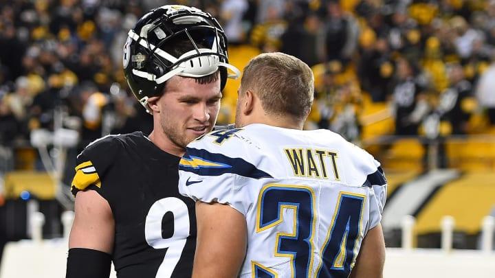 T.J. Watt, Derek Watt