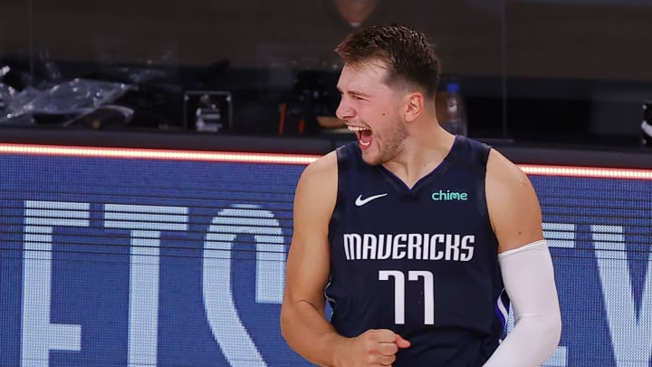 Luka Doncic, Los Angeles Clippers v Dallas Mavericks - Game Four