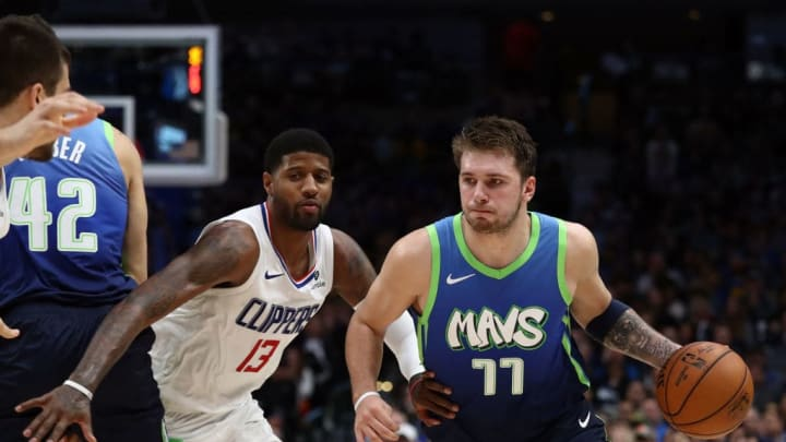 The Clippers will provide a real test for Luka Doncic's magic and the Mavericks' legitimacy.