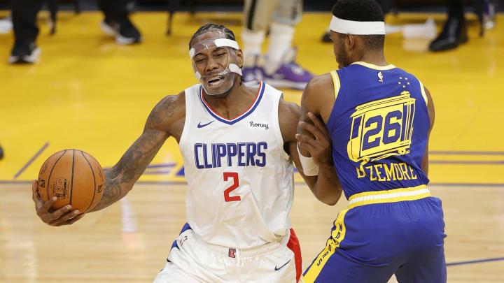 Leonard anotó 21 puntos en el juego del miércoles contra los Warriors