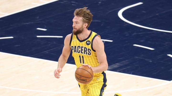 NBA FanDuel fantasy basketball picks and lineup tonight for 5/5/21, including Domantas Sabonis.
